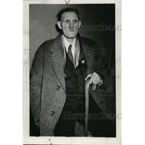 1941 Press Photo Amba W. Tripp- Helped build  Chronicle Building. - spa21316