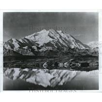 1978 Press Photo Snowy, 20, 320-foot Mount McKinley - ora94819