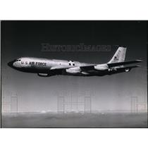 1956 Press Photo Aviation Transport Planes - spa22034