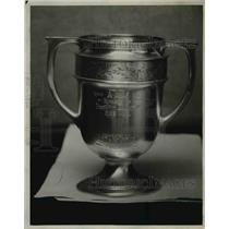 1924 Press Photo Baseball trophy. - cvb66297