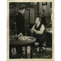 1931 Press Photo Louis Wolheim in Gentleman's Fate