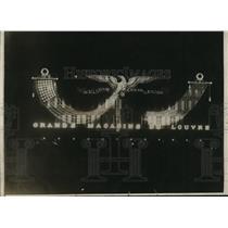 1929 Press Photo American Legion in Paris France