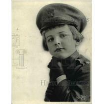 1919 Press Photo Ben Alexander