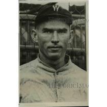 1924 Press Photo Tom Zachary, baseball. - cvb66301