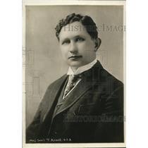 1918 Press Photo Samuel T Ansell Major U.S. Army