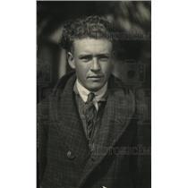 1922 Press Photo Portrait Of Clyde Vannatta - ney08021