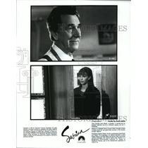 """1995 Press Photo John Wood and Lauren Holly star in """"Sabrina"""" - cvb74638"""