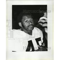 1977 Press Photo Cincinnati Bengals running back Archie Griffin
