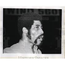 1971 Press Photo Phoenix Suns star basketball player Connie Hawkins