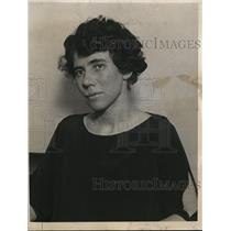 1923 Press Photo Esther Everett Lape - ney10429