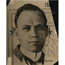 1918 Press Photo Portrait Of Dr. Gandier - ney10399
