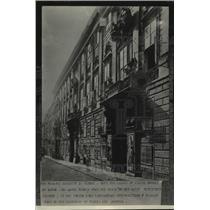 1926 Press Photo The Finance ministry in Vienna - mja04254