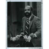 1986 Press Photo Jeffrey Tambor in Mr. Sunshine - cvb67931