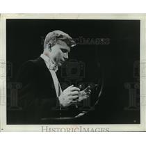 1969 Press Photo Pianist Ralph Votapek - mja13139