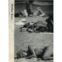 1984 Press Photo Bradford Beach  - mja07753