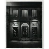 1990 Press Photo Allen-Edmonds Shoe Corp store in Belgium - mja07157