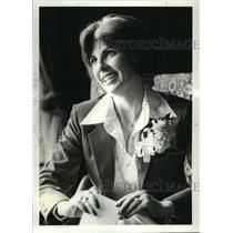 1981 Press Photo Jacquelyn Mayer-Women's Health Day Seminar - cvb71407