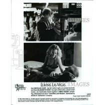 Press Photo Nicolas Cage and Elisabeth Shue-Leaving Las Vegas - cvb67871