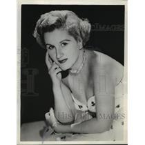 1951 Press Photo Margaret Whiting, singer and recording artist - mja12028