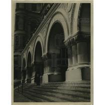 1936 Press Photo Post Office Building, Milwaukee  - mja17426