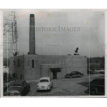1953 Press Photo Radio - Transmitter - mja17210