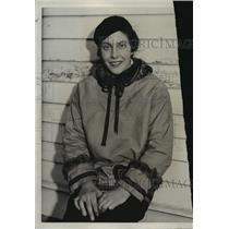1933 Press Photo Francesca Eschweiler - mja14883