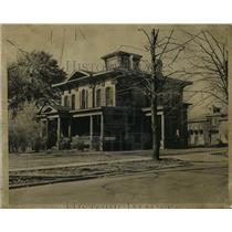 1930 Press Photo New home of the Kenosha lodge of the Loyal Order of Moose