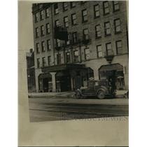 1932 Press Photo St. Lawrence Hotel - mja15067