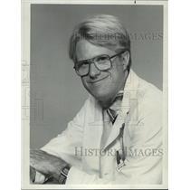 1984 Press Photo Ed Begley, Jr. - mja10542