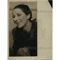 1940 Press Photo Mrs John Hitz - mja14926