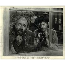 1939 Press Photo Akim Tamiroff and Lynne Overman - cvb68896