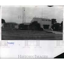 Press Photo WTMJ studio in the round - mja19862