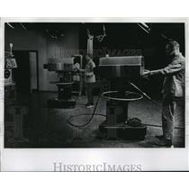 1930 Press Photo Milwaukee Journal -TV - mja18794