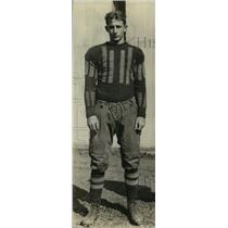 1926 Press Photo Grim Halfback - cvb75005