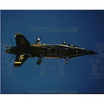 1988 Press Photo Navy Blue Angels - orc15911