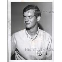 1969 Press Photo Paul A Roberts Chief Health H.S. Seattle Boys State - spa26174