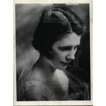1927 Press Photo Margie Pike - nee94883