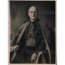1920 Press Photo Cardinal Kukouski , Cardinal in the Consistory - nee97171