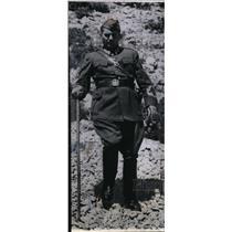 1944 Press Photo Joseph Broz (Marshal Tito) - spa20159
