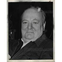 1943 Press Photo British Prime Minister Winston Churchill - nee95967