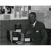 1964 Press Photo Robert D. Riegel, 4th District State Senate Candidate