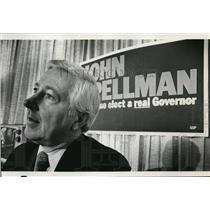 1980 Press Photo John Spellman - spa18418
