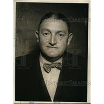 Press Photo Lieutenant of Detectives William H. Funstan New York - nef00051