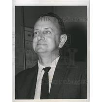 1961 Press Photo Corporation Counsel Roland C Wightman - spa27370