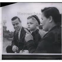 1959 Press Photo Governor Smylie of Idaho. - spa21417