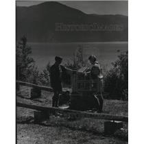 1969 Press Photo Boy Scout Jamboree - spa26190
