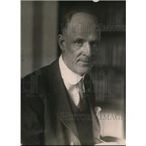 1921 Press Photo John J Tigert nominated as Commissioner of Education