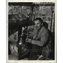 1944 Press Photo Brian Donlevy in The Remarkable Andrew - mjx03102