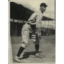 1929 Press Photo John Prudhomme of the Detroit Tigers