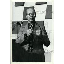 1981 Press Photo James Watt - spa21222